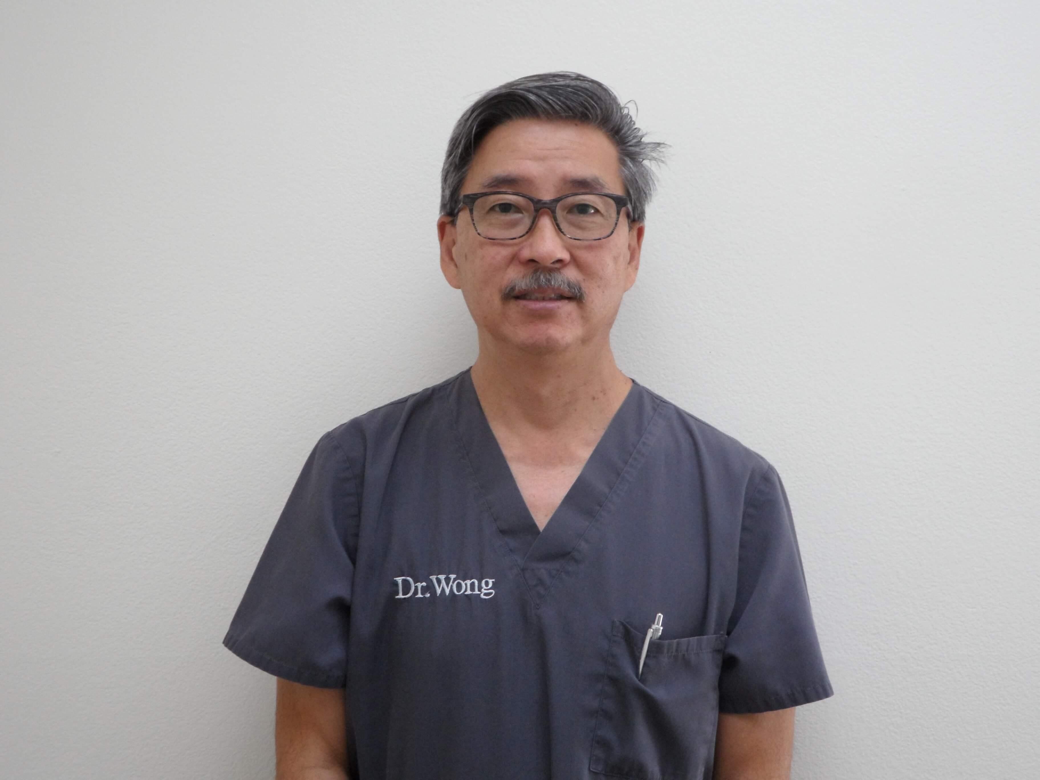 Meet  Darren J. Wong, DDS in Vallejo